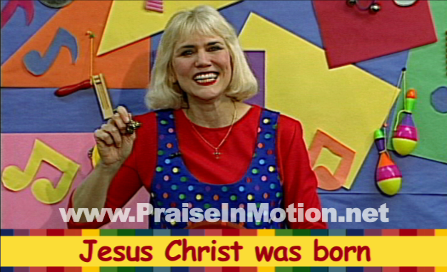 8-Jesus Christ was born