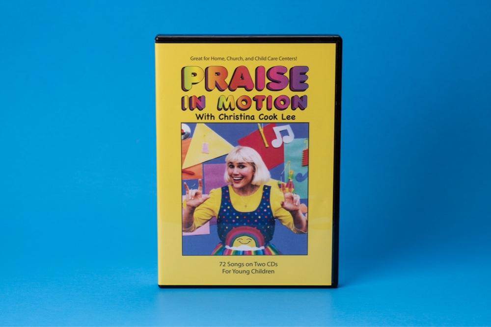 Praise In Motion 2 CD Set