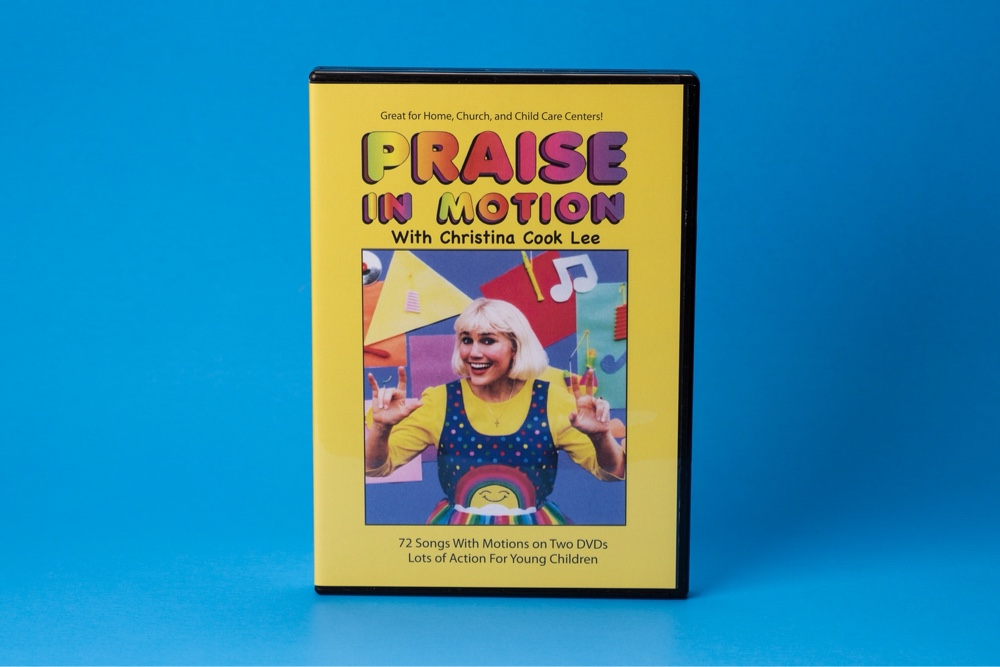 Praise In Motion 2 DVD Set