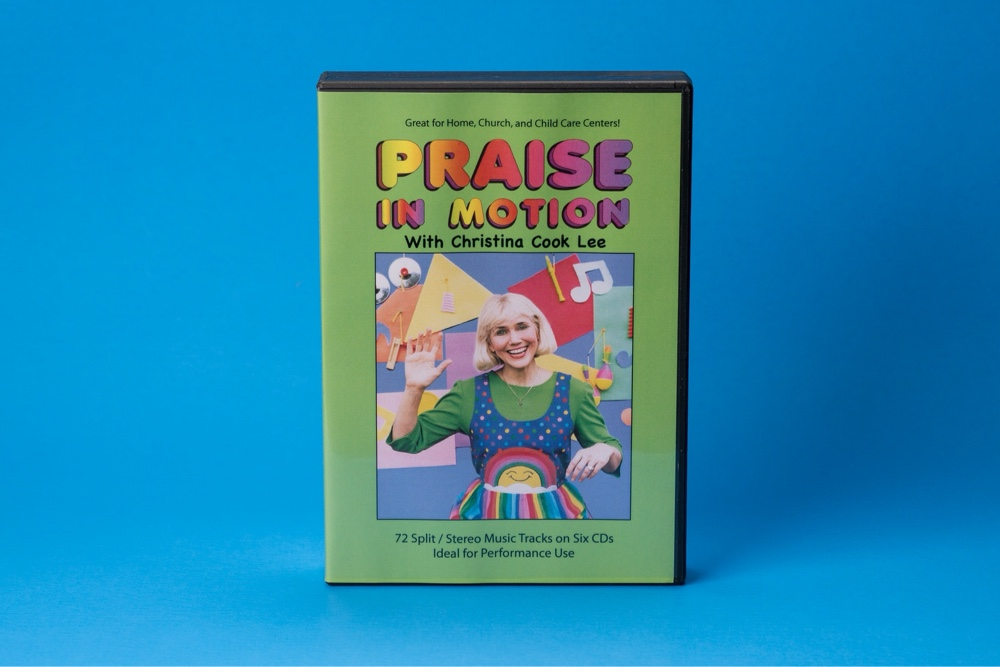 PRAISE IN MOTION PERFORMANCE TRACK BUNDLE (SAVE $10!)